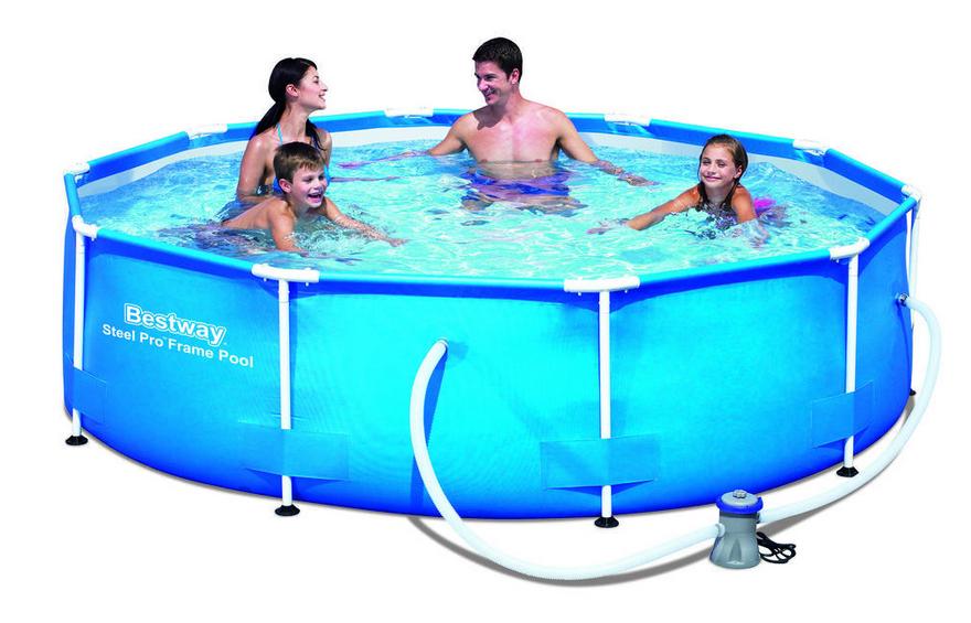 Bestway electrique mixte 58216 chlorinateur piscine for Accessoire pour piscine bestway