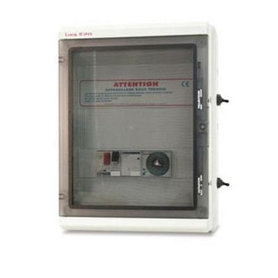 Nn coffret electrique 1 pompe 1 balai 1 projecteur for Consommation electrique pompe piscine