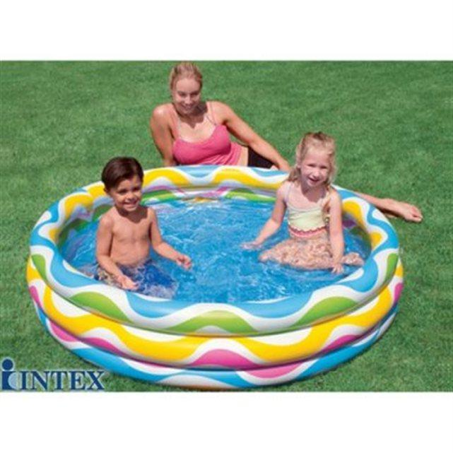 Cat gorie piscine gonflable page 2 du guide et comparateur for Piscine gonflable intex ronde