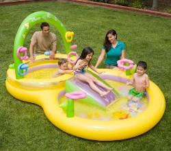 comparateur maison et jardin piscine accessoire gonflable produit intex aire de jeux winnie the pooth