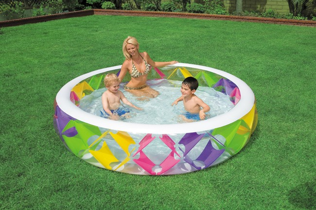 intex c piscine swim center family lounge pool catgorie. Black Bedroom Furniture Sets. Home Design Ideas