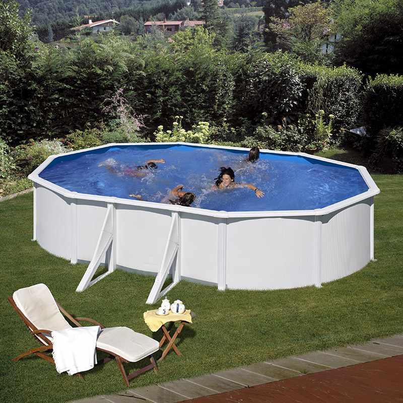 Catgorie piscine page 10 du guide et comparateur d 39 achat for Piscine acier graphite ovale