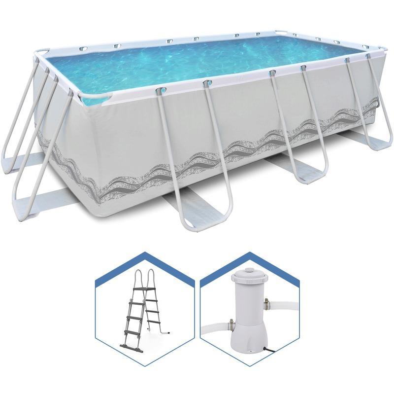 Catgorie piscine du guide et comparateur d 39 achat for Accessoire piscine jilong