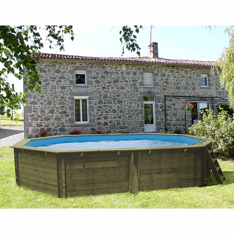 Catgorie piscine du guide et comparateur d 39 achat for Piscine bois sunbay
