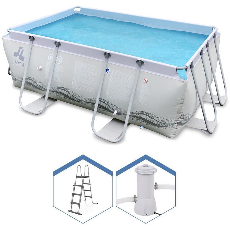 Cat gorie piscine du guide et comparateur d 39 achat for Accessoire piscine jilong