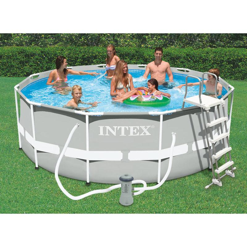 Cat gorie piscine du guide et comparateur d 39 achat for Piscine 3 boudins intex