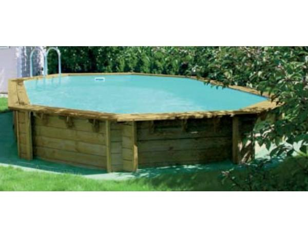 Catgorie piscine page 6 du guide et comparateur d 39 achat for Piscine bois octogonale