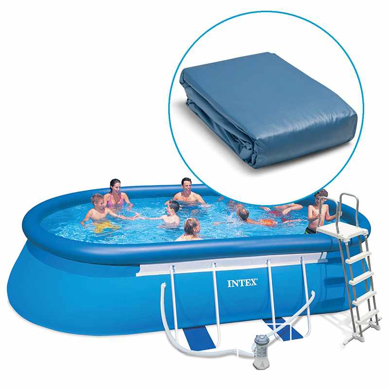 Catgorie piscine page 4 du guide et comparateur d 39 achat for Piscine intex auchan