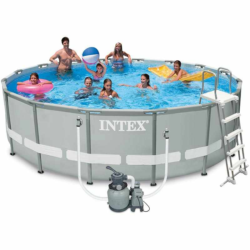 Catgorie piscine page 6 du guide et comparateur d 39 achat for Piscine hors sol tubulaire amazon