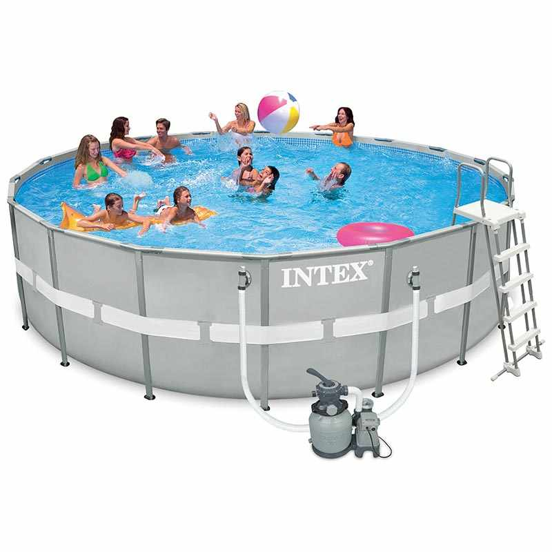 Catgorie piscine page 2 du guide et comparateur d 39 achat for Piscine hors sol ultra silver 4 57 x 2 74