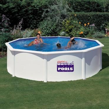 Cat gorie piscine page 2 du guide et comparateur d 39 achat for Liner piscine hors sol 460 x 120