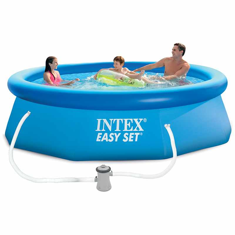 Catgorie piscine page 2 du guide et comparateur d 39 achat for Piscine intex auchan