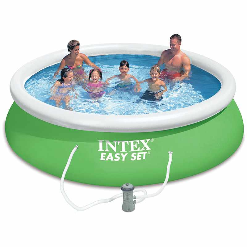 Piscine gonflable 3 66 for Piscine intex 3 66
