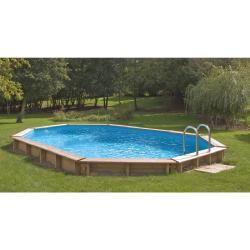 sunbay piscine bois koba. Black Bedroom Furniture Sets. Home Design Ideas