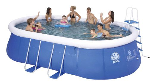 trigano piscine autoportante 540 m x 360 x 122 m st. Black Bedroom Furniture Sets. Home Design Ideas