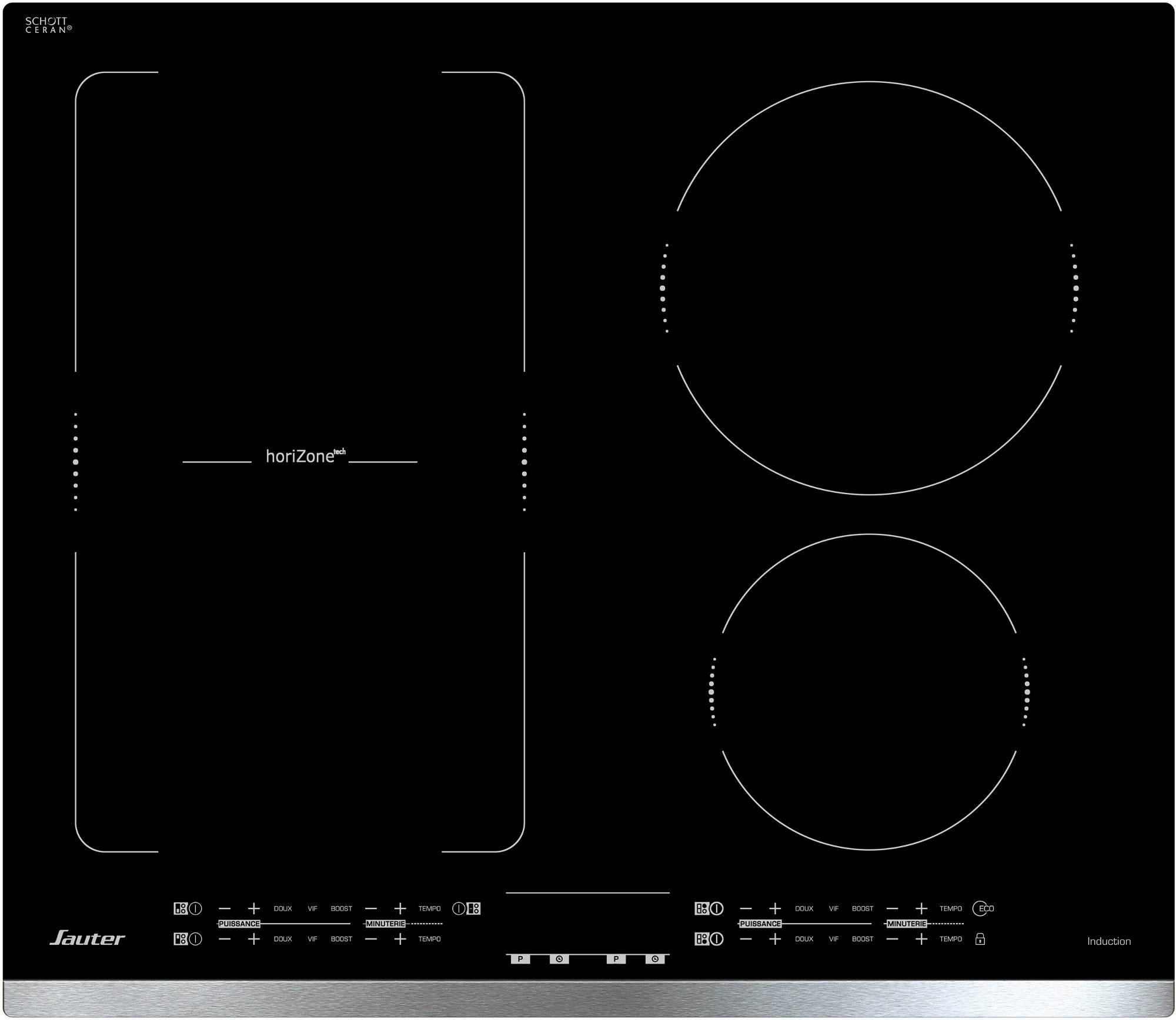 sauter sfp930b. Black Bedroom Furniture Sets. Home Design Ideas