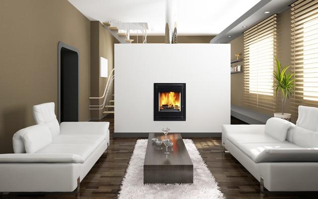 poele a bois ou insert. Black Bedroom Furniture Sets. Home Design Ideas