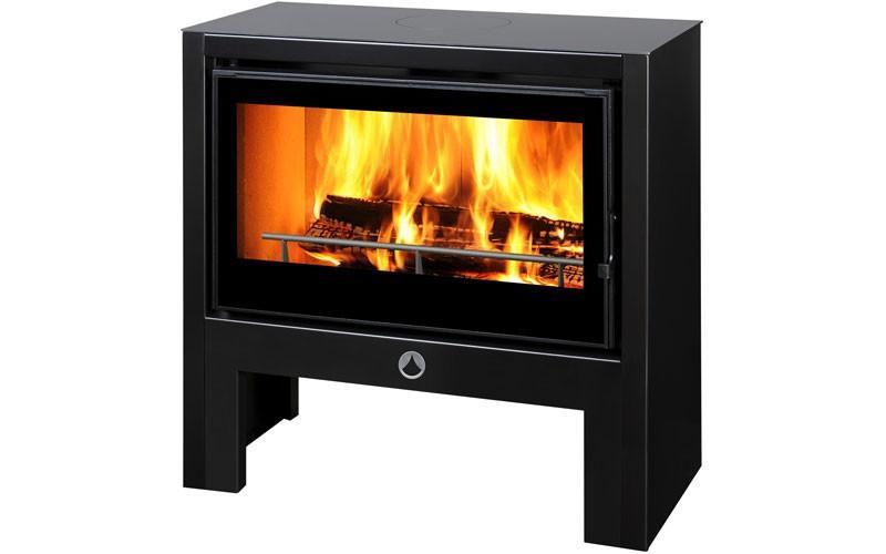 poele a bois raccordement air exterieur id e int ressante pour la conception de meubles en. Black Bedroom Furniture Sets. Home Design Ideas
