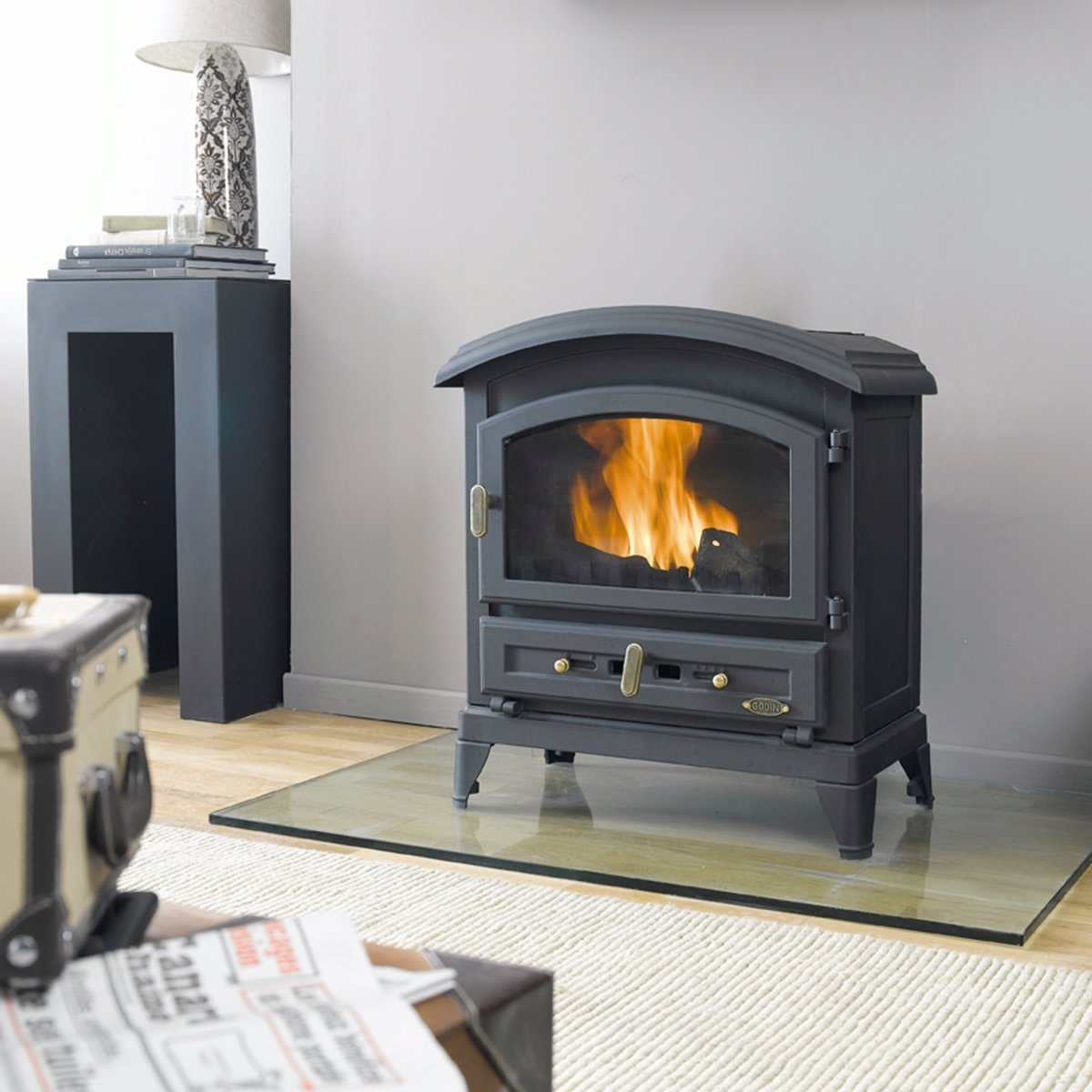 design petit poel a bois cuisine design et d coration. Black Bedroom Furniture Sets. Home Design Ideas