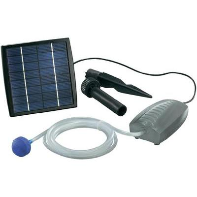 Esotec cpompe air solaire tang air s for Pompe a eau etang