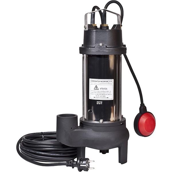 Jetly pompe de relevage eaux charg es semisom 265 aut v - Pompe de relevage eaux chargees ...