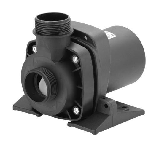 Oase pompe aquamax 6000lph pompe s che for Pompe a eau exterieur