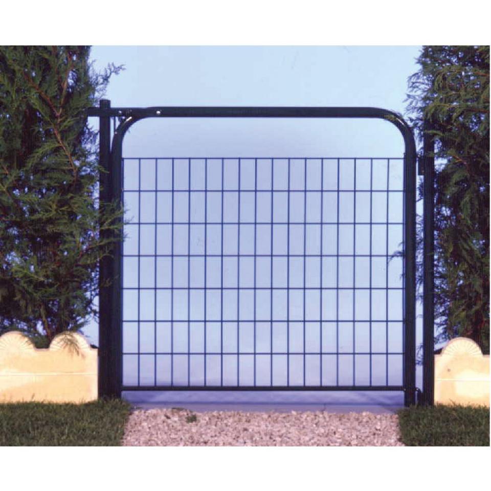 Cat gorie portillon du guide et comparateur d 39 achat for Portillon de jardin en aluminium