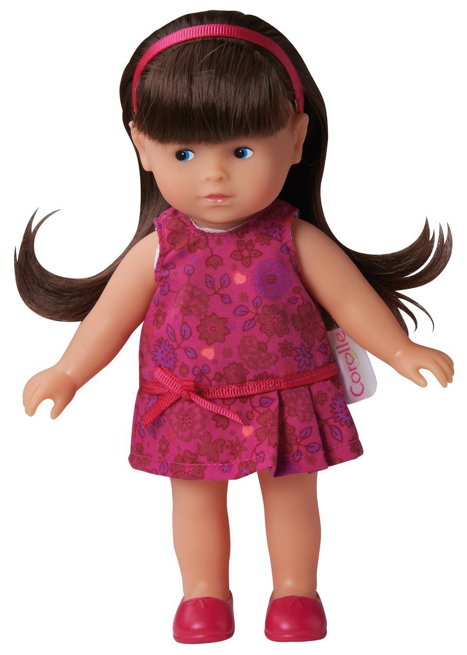 corolle poup e mini corolline brune enfant de 3 ans 6 a. Black Bedroom Furniture Sets. Home Design Ideas