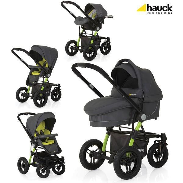 hauck miami 4 trio set catgorie accessoires de poussettes. Black Bedroom Furniture Sets. Home Design Ideas