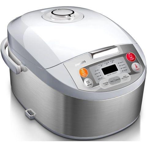 Philips cpetit appareil de cuisson hd3037 03 multicooke for Appareil de cuisson professionnel