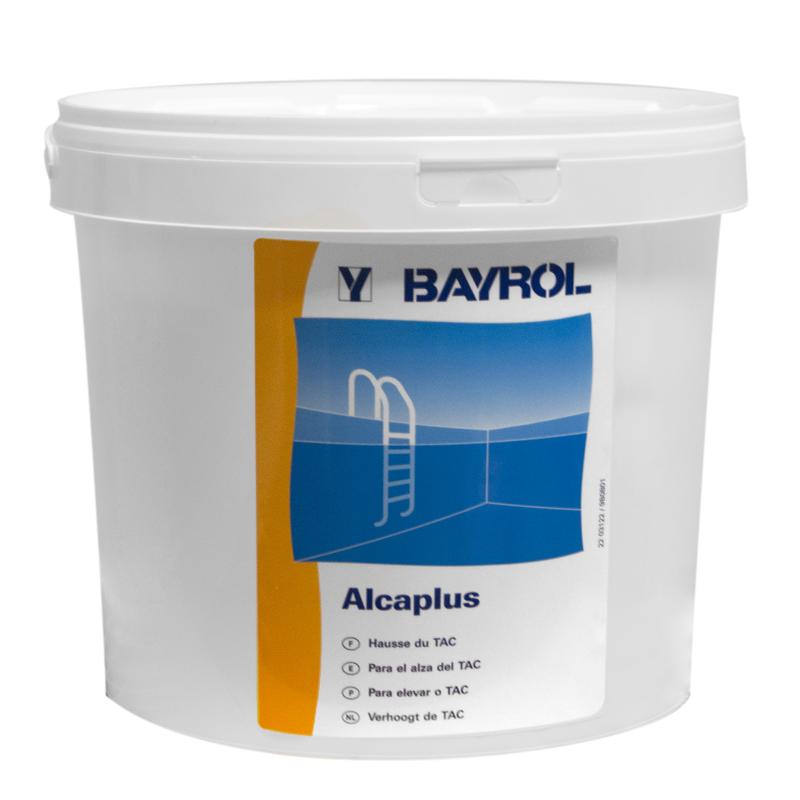 Bayrol alca plus correcteur dalcalinit 5 kg for Augmenter le ph piscine
