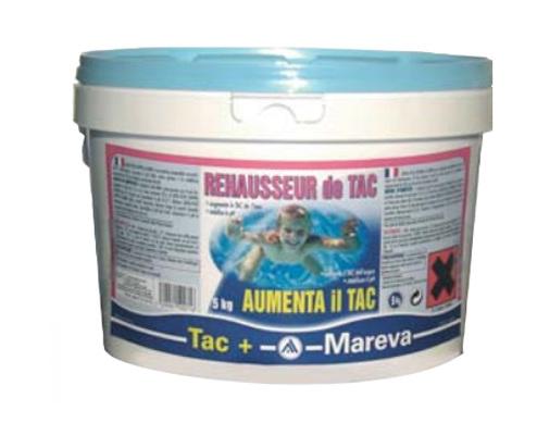 Mareva pack 12 mois traitement rev aqua piscine 60 90m for Tac produit piscine