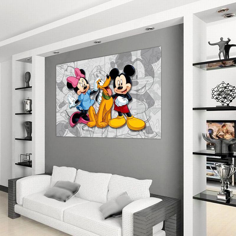 poster xxl disney plus de vues with poster xxl disney. Black Bedroom Furniture Sets. Home Design Ideas