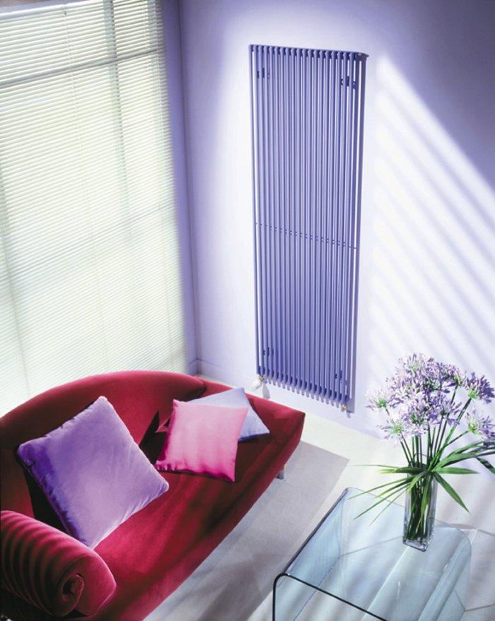 Acova cradiateur keva horizontal double chauffage central for Radiateur eau chaude horizontal