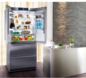 Liebherr Réfrigérateur américain SBSESF7212