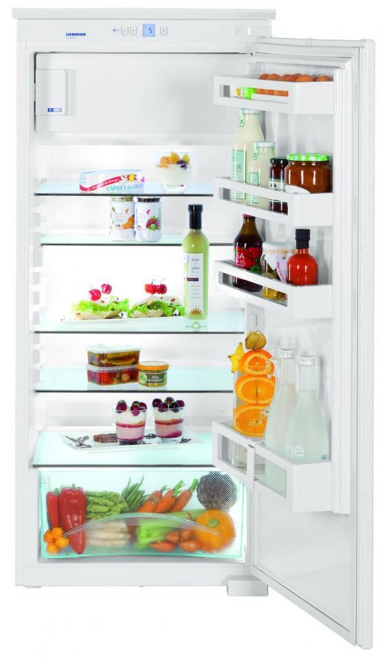 Refrigerateur congelateur en haut liebherr ctpsl250 silver - Frigo congelateur encastrable 2 portes ...