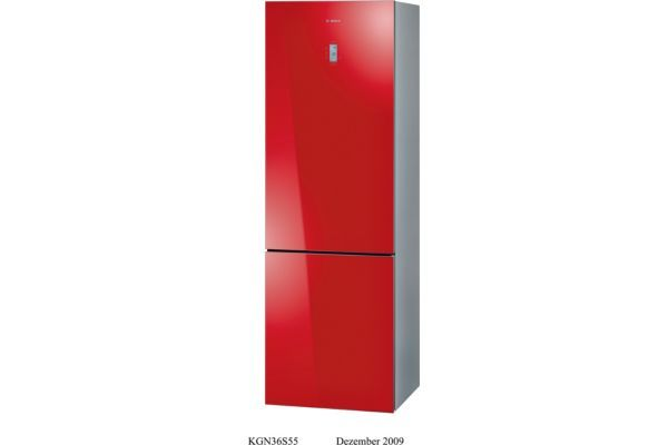 refrigerateur combine bosch kgn36sr31. Black Bedroom Furniture Sets. Home Design Ideas