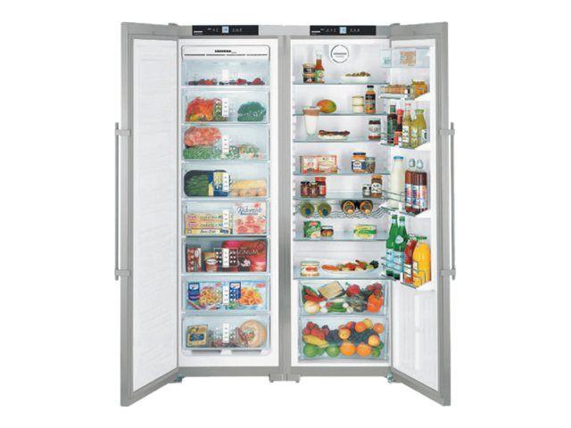 Comparatif congelateur congelateur sur enperdresonlapin - Liebherr frigo americain ...