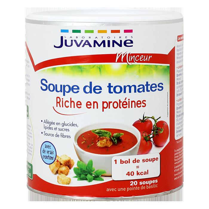 juvamine c minceur soupe de tomates 250g. Black Bedroom Furniture Sets. Home Design Ideas