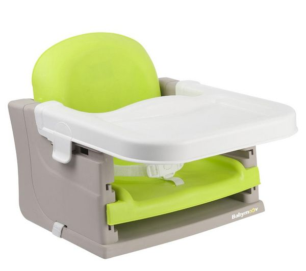 Le r hausseur avec tablette de babymoov est id al pour - Rehausseur de chaise babysun nursery ...