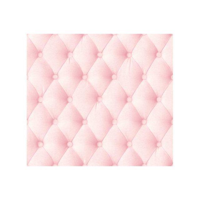 koziel papier peint capiton rose poudr declikdeco. Black Bedroom Furniture Sets. Home Design Ideas