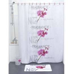 Catgorie rideaux de douche du guide et comparateur d 39 achat - Rideau de douche chic ...