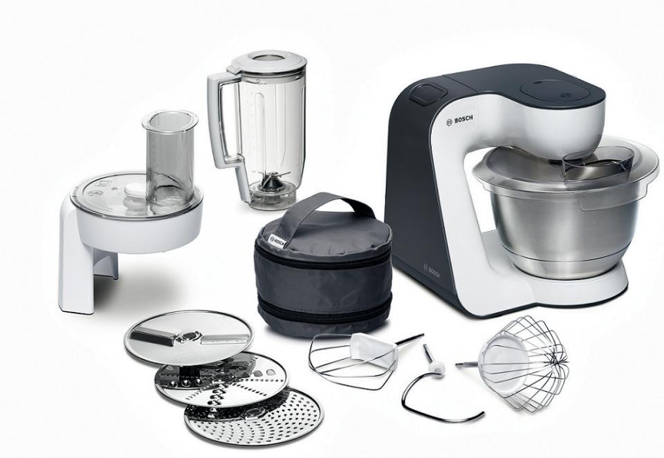 Bosch mum 52120 for Robot de cuisine bosch mum5