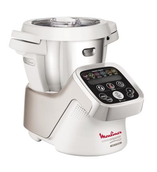 Moulinex cuisine companion hf 800 cat gorie cuiseur de table multifonction - Robot moulinex cuiseur ...