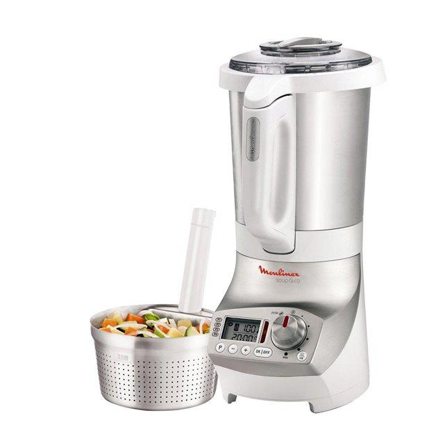 Moulinex lm9031b1 soup co cat gorie hachoir - Panier vapeur soup and co ...