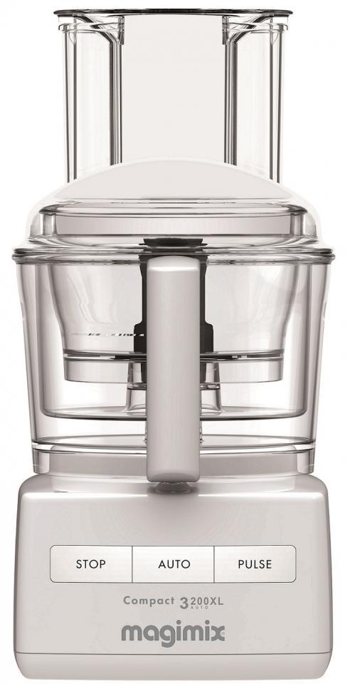 Magimix cs3200xl 18360f for Robot de cuisine mix compact
