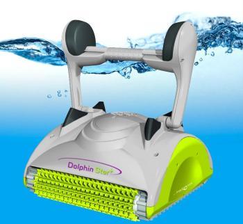 Catgorie robot et balai de piscine du guide et comparateur for Robot piscine dolphin