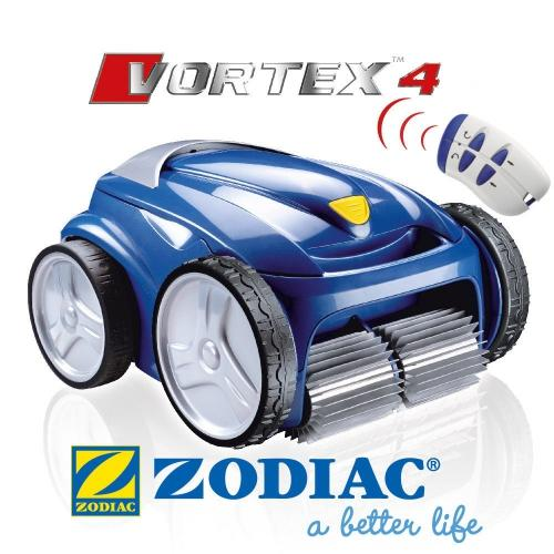 Cat gorie robot et balai de piscine du guide et for Aspirateur piscine zodiac vortex 3