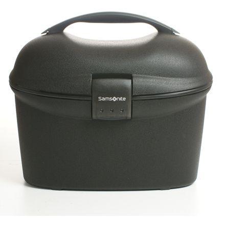 samsonite cvanity rigide sa42084 noir cat gorie porte monnaie. Black Bedroom Furniture Sets. Home Design Ideas