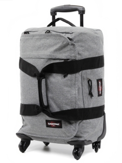 eastpak cvalise cabine 4 roues spinnerz s sunday grey gri. Black Bedroom Furniture Sets. Home Design Ideas